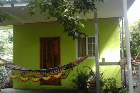 Private room  in Ometepe - Moyogalpa - กระท่อม