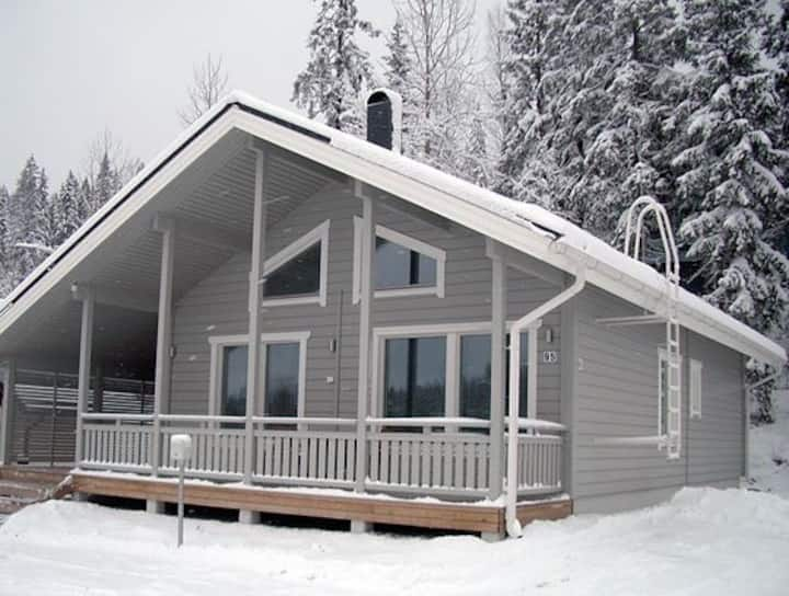 Himos Chalet: Quality for 10 people