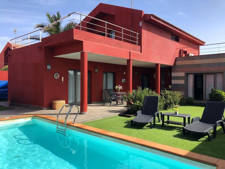 Fantastic Villa with private pool.
