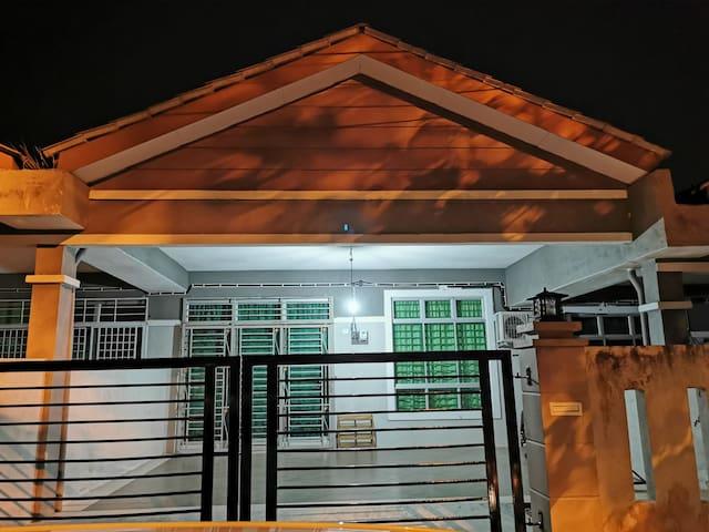 Muslim's Homestay Masjid Tanah