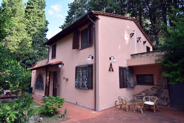 Villa di Xea - Castell'anselmo