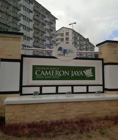 CAMERON JAYA FAMILY STAY HOLIDAY APRT @TANAH RATA