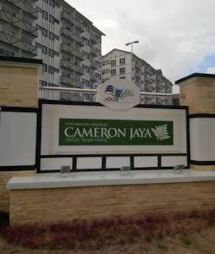 CAMERON JAYA FAMILY STAY HOLIDAY APRT @TANAH RATA