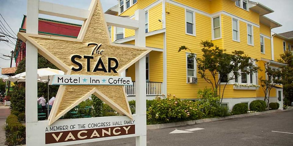 Star Inn Suites - Cape Resorts - Cape May - อพาร์ทเมนท์