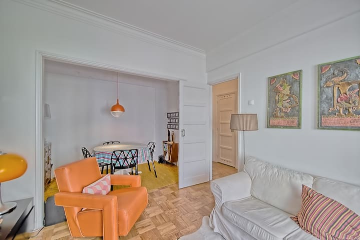 Beautiful and quiet apartment in Lisbon Center