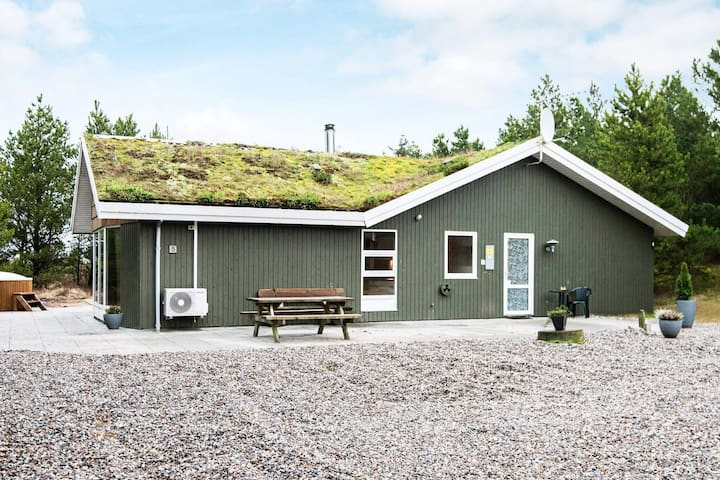 Beautiful Holiday Home in Rømø Jutland With Swimming Pool