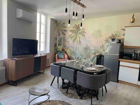 Cognac centre : appartement