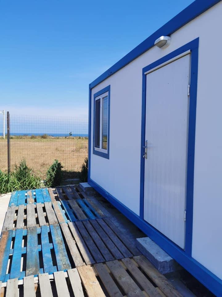 Înlan la Tuzla C1, liniște, libertate, 600m plaja