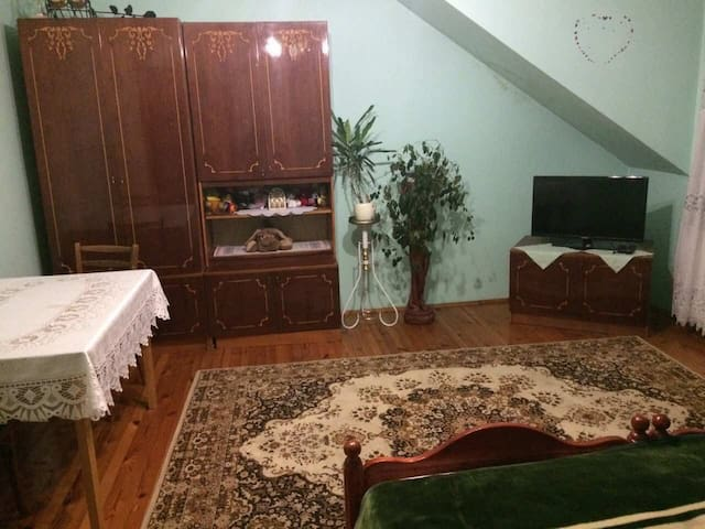 House on Pidhoryanskiy. 3 bedrooms. - Mukacheve - Casa