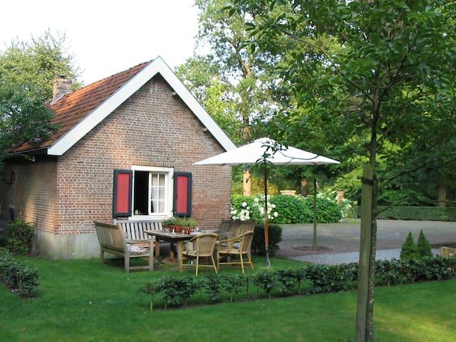 Annahoeve - landgoed Wallsteijn - Achtmaal