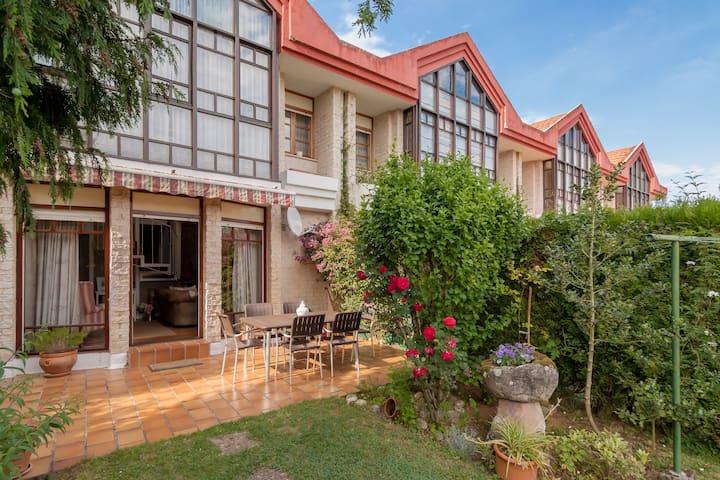 Habitacion en suite con vistas - Arce - Dům