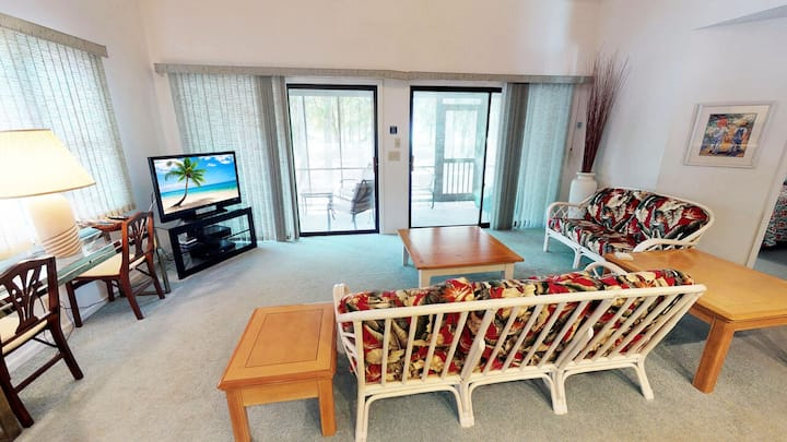 Golf Villa in Sunset Beach(CV2D)/100% refund up to 48 hrs prior to arrival