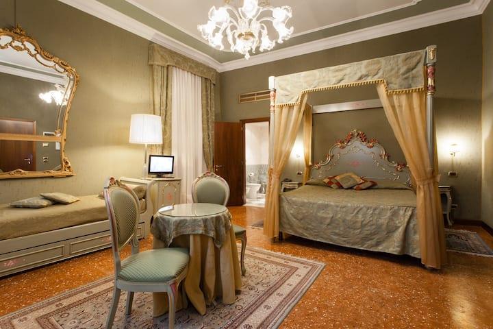 Hotel Al Ponte Mocenigo, Junior Suite
