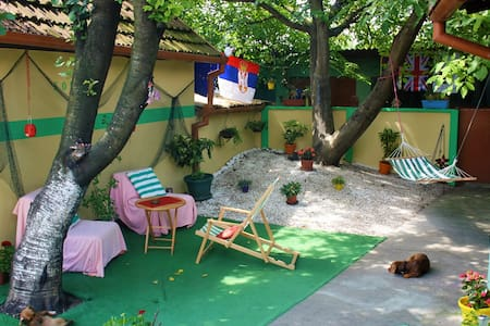 Guest House - GREEN CITY SOMBOR B&B - House