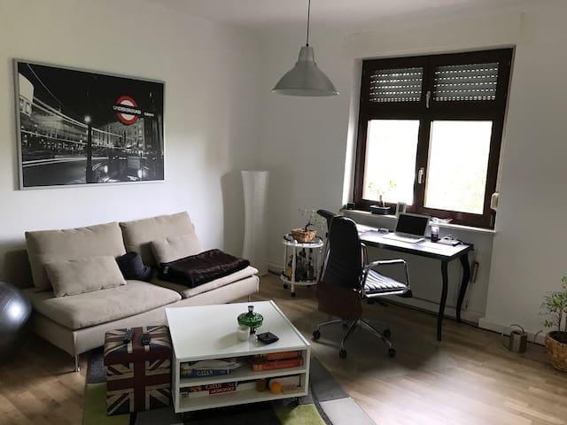 Schön, ruhig und zentral in Lu/ Ma - Ludwigshafen am Rhein - Apartament