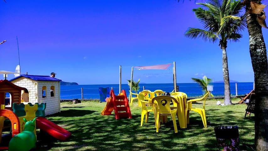 Kiosk Praia de Massaguaçu