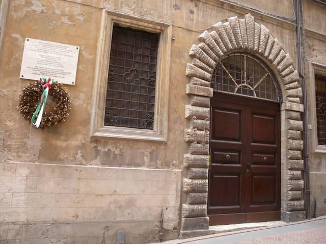Incantevole e centrale - Perugia - Daire