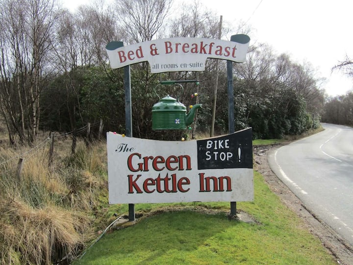 Green Kettle Room A
