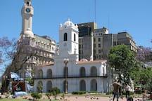 Cabildo de Buenos Aires.
