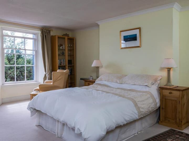 Double room-Deluxe-Ensuite-Sea View