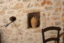 "SPARTA GAIA Cottage Apartment 1, ""Traditional"" , Detail"