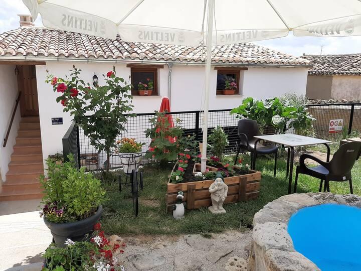 Casa Rural de alquiler completo en Castrojeriz