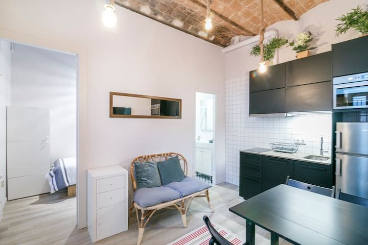 Beautiful beach apartment