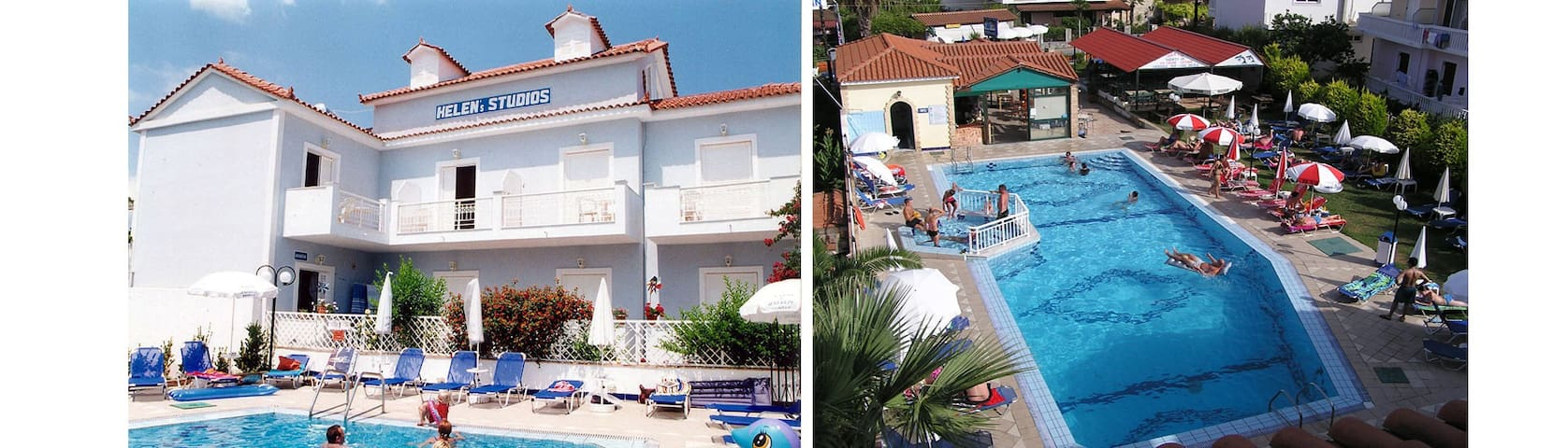 Studios Helen 50m from the sea In Tsilivi Zante