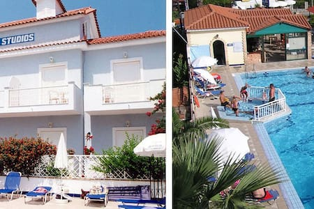 Studios Hele 50m from the sea - Planos