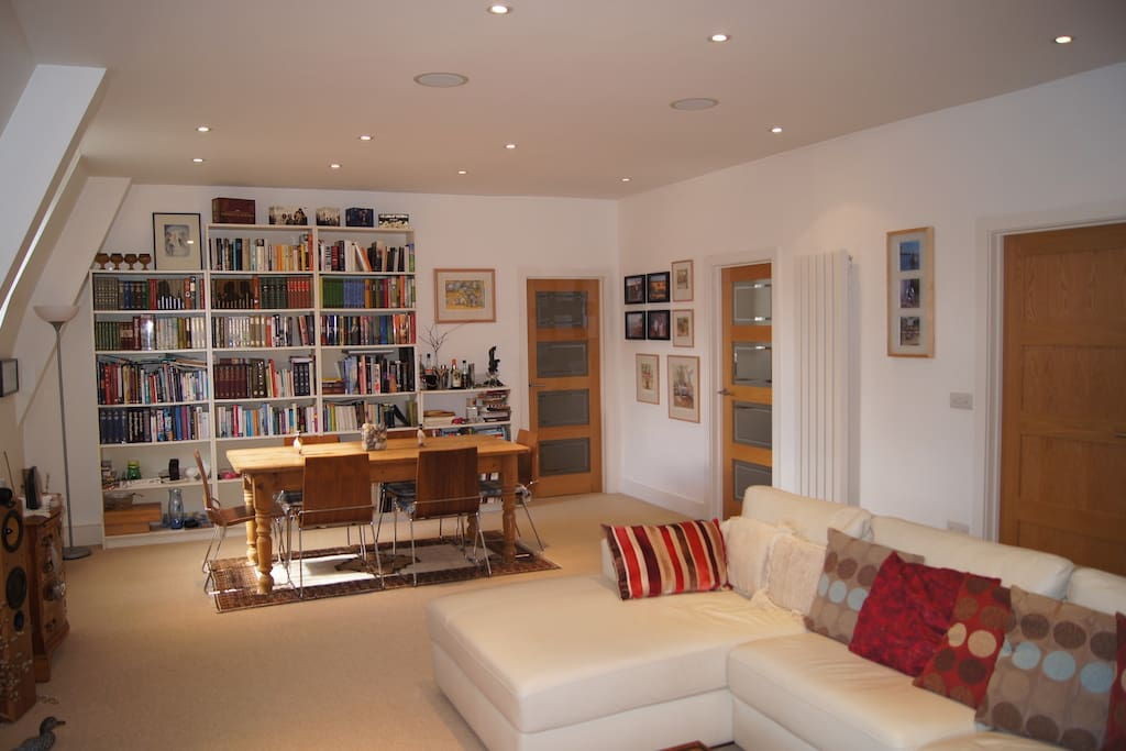 A great space to relax and entertain