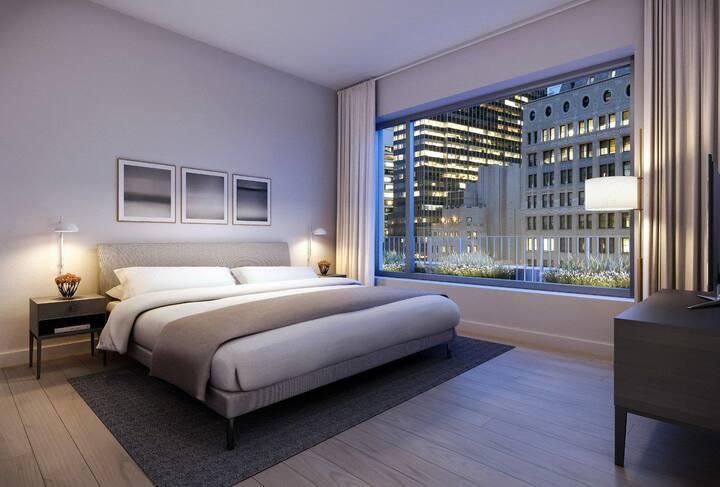 Two Bedroom Terrace Penthouse Suite