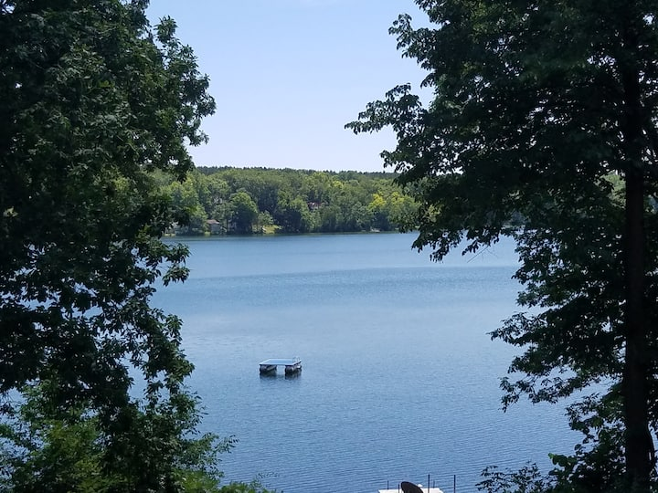 Forest Lake Retreat