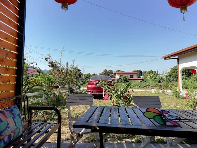 Queen's Home at Tamparuli, Sabah