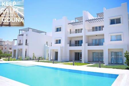 Luxe apartment @ Joubal El Gouna