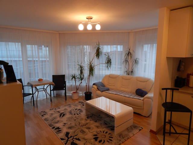 Moderne und helle Wohnung im schönen Taunus