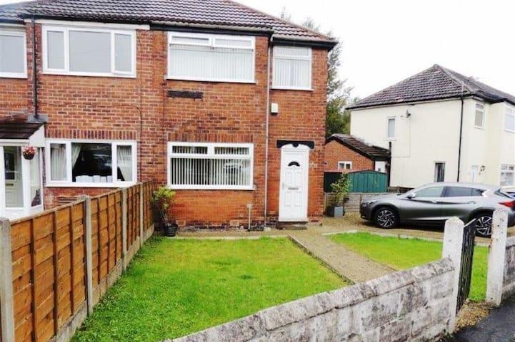 26 Hawkstone Avenue - Droylsden - Casa