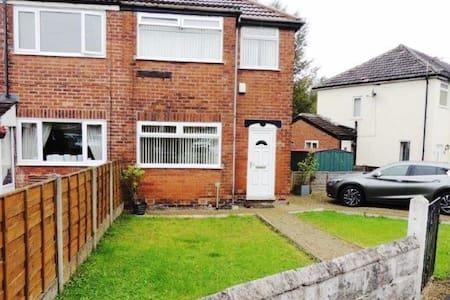 26 Hawkstone Avenue - Droylsden - 단독주택