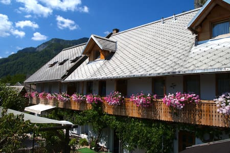 Shangri-la at the cliff - Bled - Wohnung