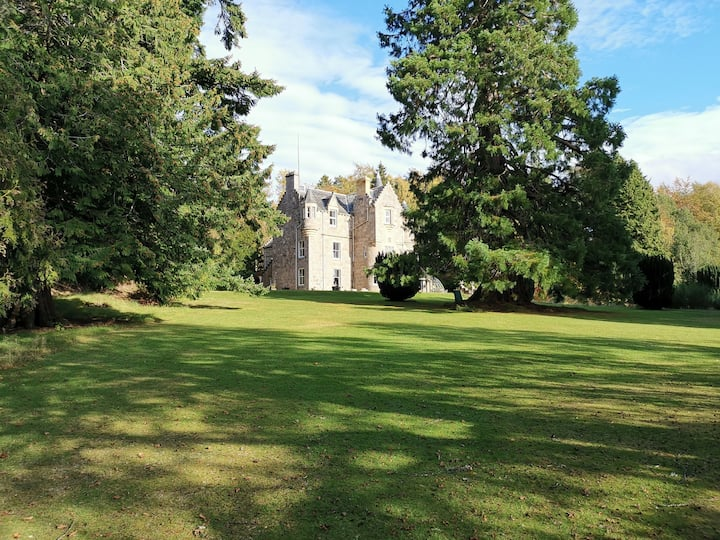 Country house apartment on the whisky trail