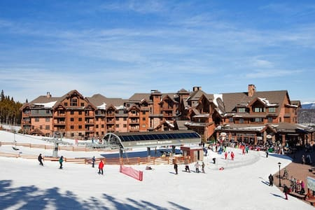 Breckenridge Grand Lodge on Peak 7 ski-in/out 2BR - Breckenridge