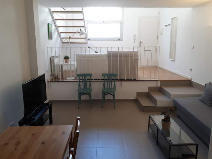 NEW- Duplex in Sant Cugat -6PAX