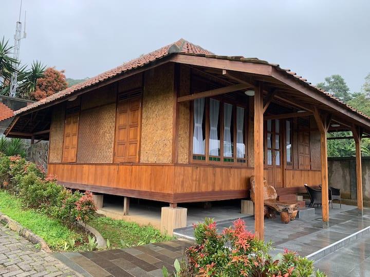 Villa Top View —Villa Kuno