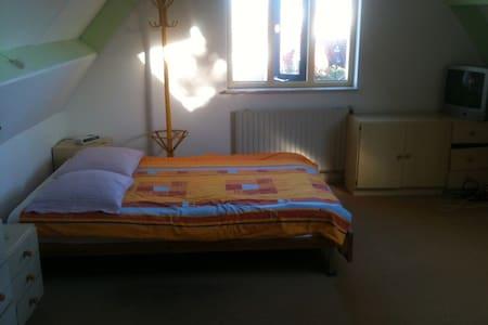 cozy room for everyone - Den Burg