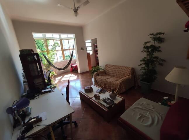 Aconchegante apartamento no Bairro de Fátima