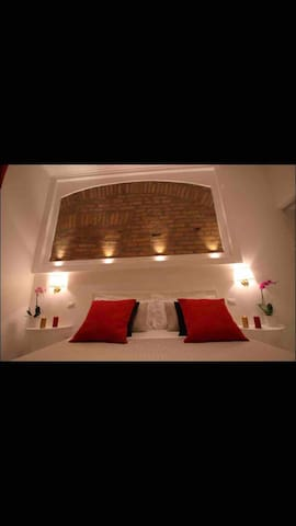 """Interno 7 Luxury Rooms camera Deluxe"""