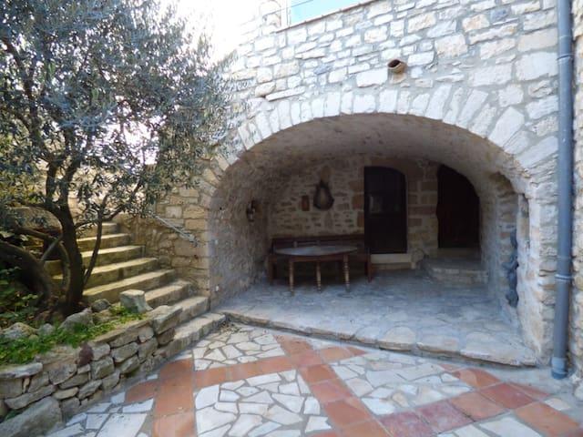 La maison de Cecile - Vagnas - Villa
