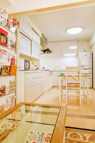 House in attractive Kakuozan area of Nagoya - 名古屋市 - Guesthouse
