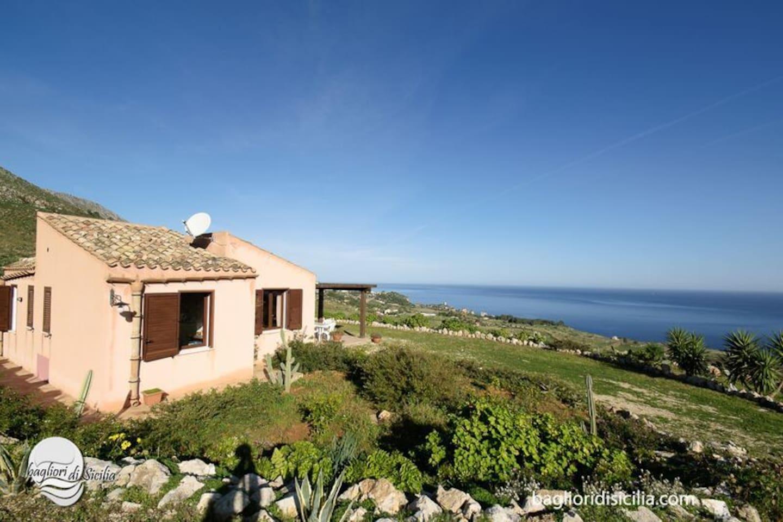 Villa Libeccio - www baglioridisicilia com