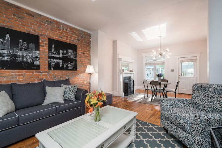 Short North/Italian Village Townhome