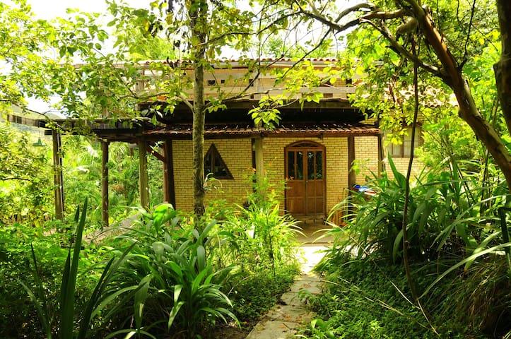Casa no Vale Dourado, Pirenópolis, Goiás. - Pirenópolis - Earth House
